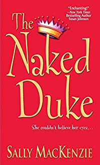 The Naked Duke by Sally Mackenzie ebook deal
