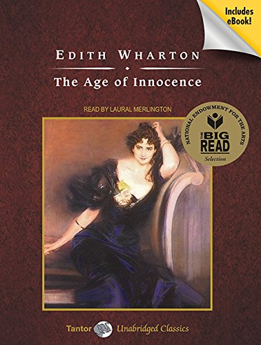 The Age of Innocence - Edith Wharton