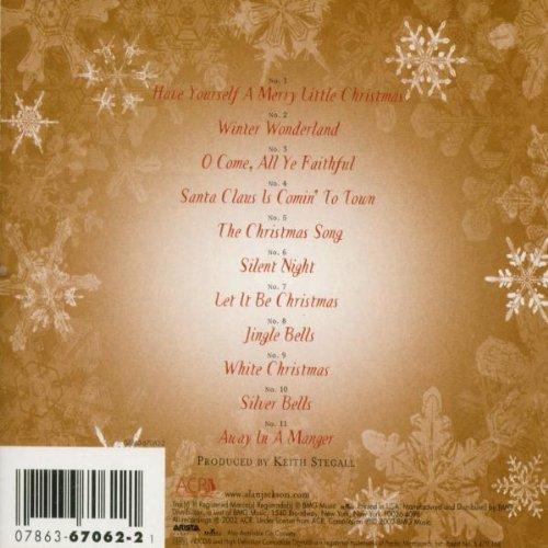 Disco de Alan Jackson - «Let It Be Christmas»