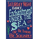 (13x19) Enchantment Under The Sea Dance Movie Poster