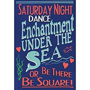 amazoncom 13x19 enchantment under the sea dance movie