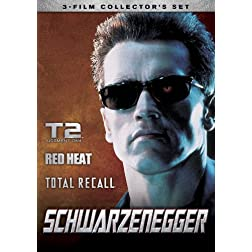 Schwarzenegger: 3-Film Collection