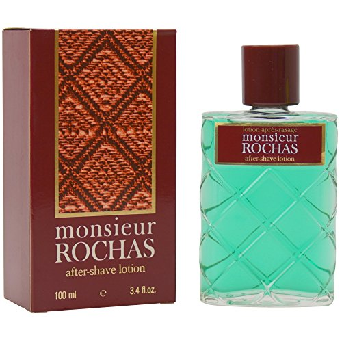 Rochas Monsieur (1 ° profumo) After Shave Lotion 100 ml