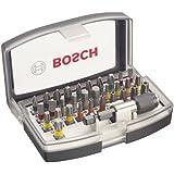 Bosch coffret 32 pièces : embouts de vissage - 2607017319