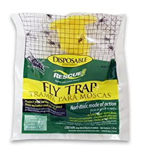Rescue FTD-BB24 Disposable Fly Trap, Pack of 1