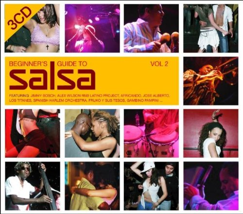 BEGINNERS GUIDE SALSA VOL 2
