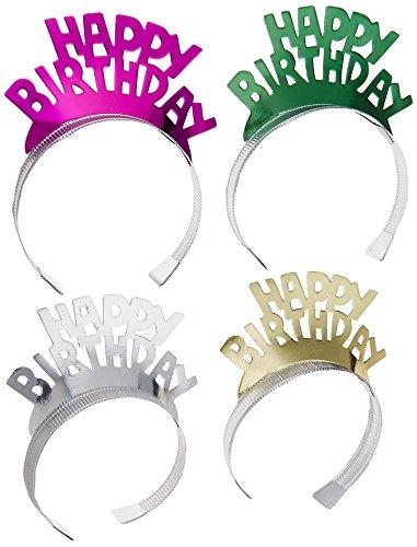 sventare-tiaras-4-pkg-felice-compleanno-colori-assortiti