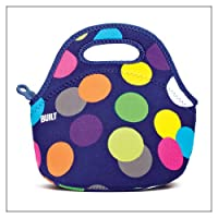 Built NY Gourmet Getaway Lunch Tote by Built NY, color = Scatter Dot
