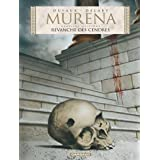 Murena, Tome 8 : Revanche des cendres - Couverture en �dition limit�par Jean Dufaux