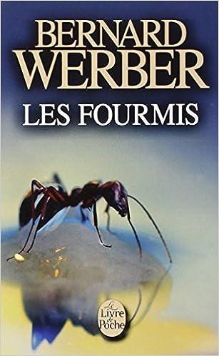 LES FOURMIS (Tome 01) de Bernard Werber 51ksZv0pGEL._SX305_BO1,204,203,200_
