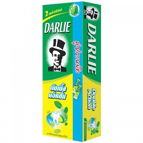 Darlie Toothpaste 180 g Pack 2 (Spry Grape compare prices)