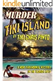 Murder on Tiki Island: A Noir Paranormal Mystery In The Florida Keys (Detective Bill Riggins Mysteries Book 2)