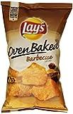 Oven Baked Lay's Potato Crisps, BBQ, 6.25 oz