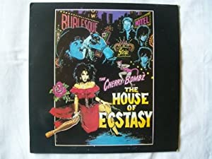 Cherry bombz the house of ecstasy 12 1986 for House music 1986