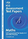 Jason White Letts Key Stage 2 Practice Test Papers - Maths SATs: Levels 3-5