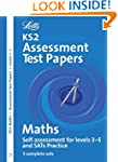 Letts Key Stage 2 Practice Test Paper...