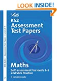Letts Key Stage 2 Practice Test Papers - Maths SATs: Levels 3-5