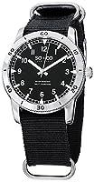 SO&CO York Men's 5018A.2 Yacht Club Analog Display Analog Quartz Black Watch from SO&CO New York