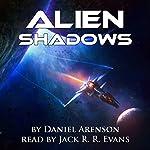 Alien Shadows: Alien Hunters, Book 3 | Daniel Arenson