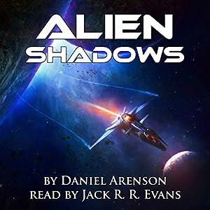 Alien Shadows Audiobook