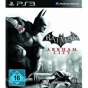 51ksg5COu1L. AA300  [Amazon] 3x Batman: Arkham City kaufen und nur 59,90€ zahlen! Ideal für Freunde/Bekannte!