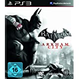 "Batman: Arkham Cityvon ""Warner Interactive"""