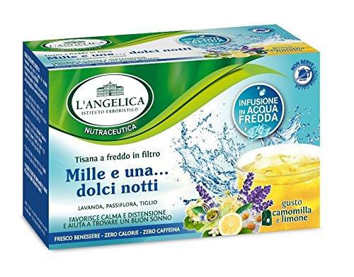 L'Angelica Tisana a Freddo Mille e una Dolce Notte - 15 Filtri