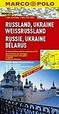 Russia, Ukraine, Belarus: 1:2 M / 1:10 M