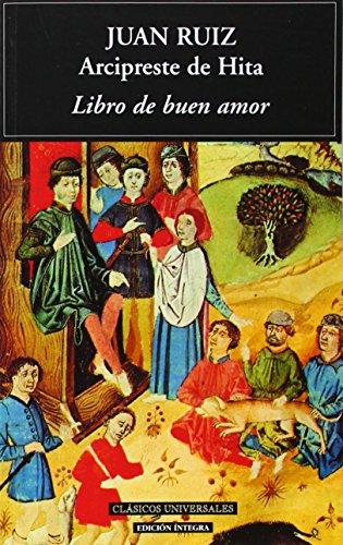 Libro de buen amor (Spanish Edition)