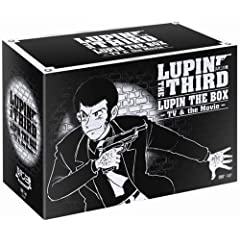LUPIN THE BOX -TV��the Movie- [DVD]