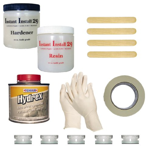 Granite & Marble Chip Repair Kit