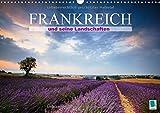Frankreich und seine Landschaften (Wandkalender 2016 DIN A3 quer): Die schönsten Schauplätze, quer durch die Republik (Monatskal