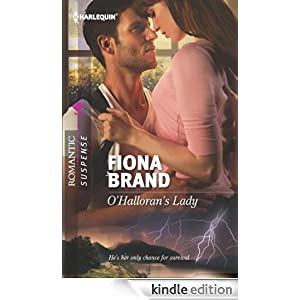 O'Halloran's Lady (Harlequin Romantic Suspense)