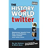 The History of the World Through Twitterpar Mitch Benn