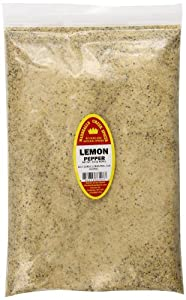 Marshalls Creek Spices Refill Pouch Lemon Pepper Seasoning, XL, 30 Ounce