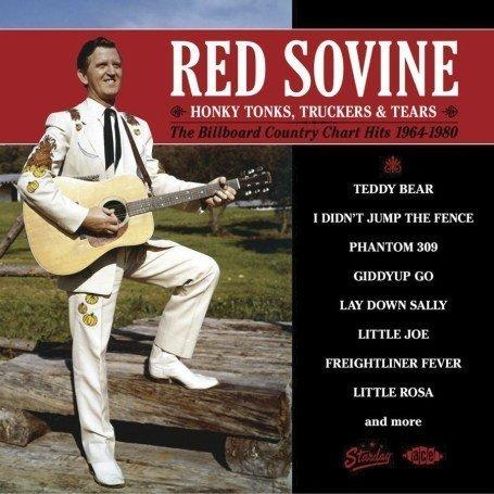 Red Sovine - Honky Tonks Truckers and Tears: 1964-1980 - Zortam Music