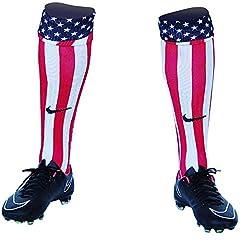 USA Custom Sublimated Nike Soccer Socks