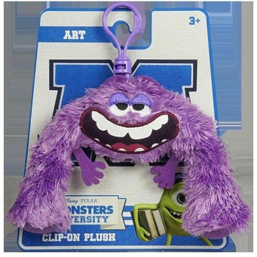 Monsters University Little Friends Clip On (Art) - 1