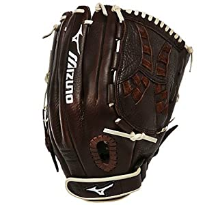 Mizuno Franchise Series GFN1250F1 Fastpitch Softball Glove 12.5 in Right Handed Throw