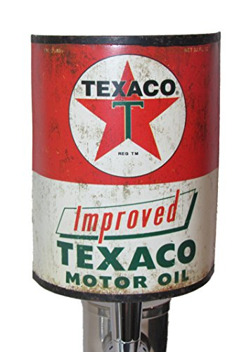 Texaco Oil Can Sports Bar Beer Tap Handle Kegerator Breweriana (Cool Beer Tap compare prices)