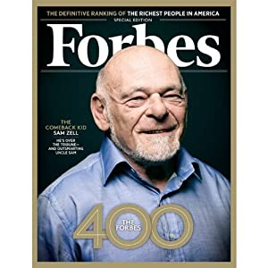 Forbes, September 23, 2013 Periodical