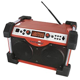 Sangean FB-100 Rugged, Industrial AM/FM Radio