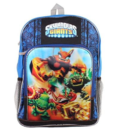 Solutions 2 Go Skylanders Giants Swarm 16-inch Backpack