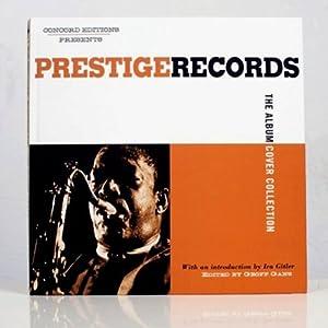 Prestige Records - The Album Cover Collection (CD + Book)