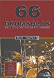 66 Drumsolos. For the modern Drummer. CD included