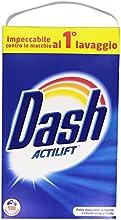 Dash - Actilift, Detersivo in polvere per bucato in lavatrice e a mano - 6500 g