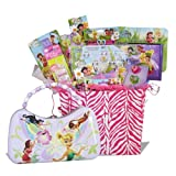 Gift Basket for Girls Tinkerbell Accessories Perfect Gift for Birthday, Get Well Basket