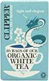 Clipper Organic White 26 Teabags (Pack of 6, Total 156 Teabags)