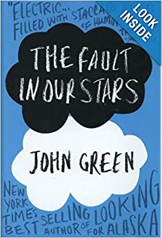 Lightning Deal: The Fault in Our Stars by John Green (Hardcover)