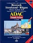 ADAC Stadtatlas Rostock, Stralsund, R...